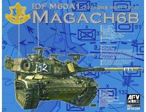 AFV Club 35309 IDF M60A1 Magach 6B 1/35