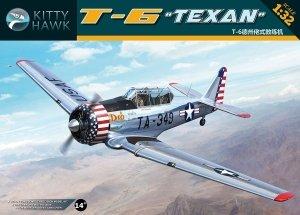 Kitty Hawk 32001 T-6 Texan (1:32)