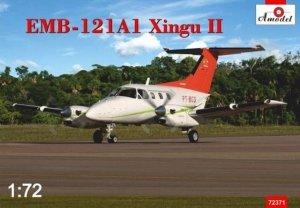 A-Model 72371 EMB-121A1 Xingu II 1/72
