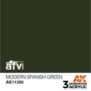 AK-Interactive AK 11350 Modern Spanish Green 17ml