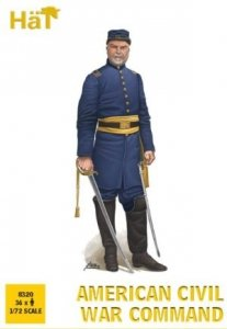 Hat 8320 American Civil War Command 1/72