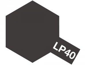 Tamiya 82140 LP-40 Metallic black 10ml