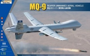 Kinetic K72004 MQ-9 Reaper Unmanned Aerial Vehicle 1/72