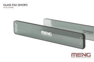 Meng Model MTS-048b Glass File ( Short ) ( pilnik krótki )