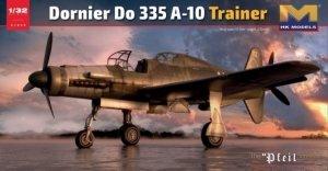 HK Models 01E009 Dornier Do 335 A-10 Trainer 1/32