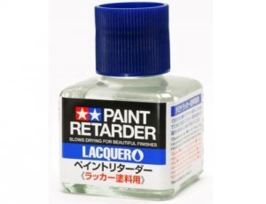Tamiya 87198 Retarder Lacquer Thinner 40ml