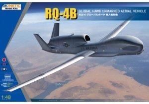 Kinetic K48084 RQ-4B Global Hawk 1/48