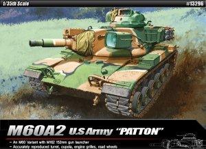 Academy 13296 U.S. ARMY M60A2 PATTON