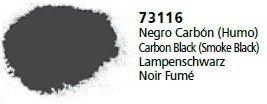 Vallejo 73116 Carbon Black (Smoke Black)