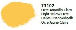 Vallejo 73102 Light Yellow Ocre