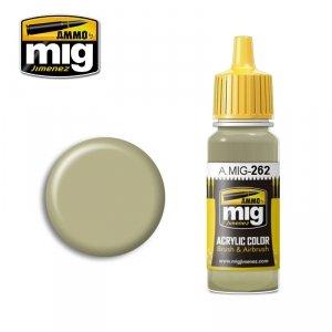 AMMO of Mig Jimenez 262 - IJN Ash Grey 17ml