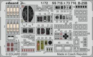 Eduard SS716 B-25B 1/72 AIRFIX
