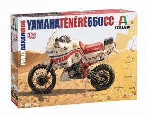 Italeri 4642 YAMAHA TENERE' 660 cc 1986 1/9