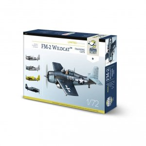 Arma Hobby 70034 FM-2 Wildcat™ Training Cats Limited Edition 1/72
