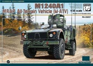 Panda Hobby 35027 M1240A1 MRAP All-Terrain Vehicle (M-ATV) (1:35)