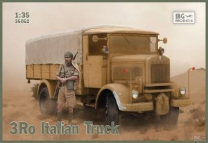 IBG 35052 3Ro Italian Truck (1:35)
