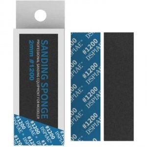 DSPIAE SS2-1200 2mm #1200 SANDING SPONGE 5 PCS / Gąbka do szlifowania