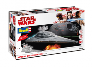 Revell 06749 Build / Play Imperial Star Destroyer 1/4000