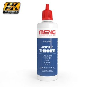 AK Interactive MC-601 Acrylic Thinner - 100ml.
