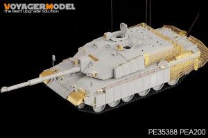 Voyager Model PEA200 Modern British Challenger 2 MBT slat amour (For TRUMPETER 001522) 1/35
