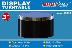 Trumpeter 09830 TURNTABLE DISPLAY diameter 84mm