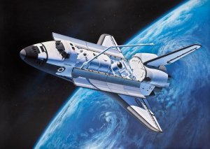 Revell 05673 Space Shuttle - 40th. Anniversary 1/72