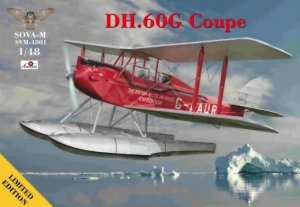 SOVA-M 4801 DH.60G Coupe 'The British Arctic Air-Route Expedition' 1/48