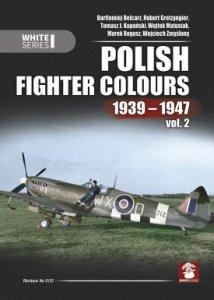 MMP Books 81784 Polish Fighter Colours 1939-1947. Volume 2 EN