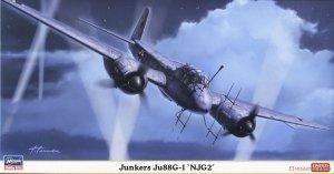 Hasegawa 02358 Junkers Ju88G-1 NJG2 1/72