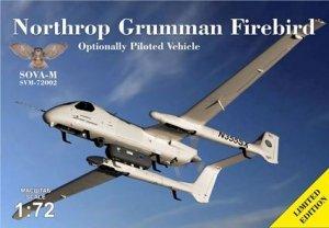 Sova 72002 Northrop Grumman Firebird 1/72