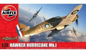Airfix 01010A Hawker Hurricane Mk.I 1/72