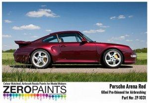 Zero Paints 1031-Arena Red Matallic 84R/84S 60ML