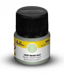 Heller 9090 090 Beige Green - Matt 12ml