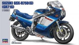 Hasegawa 21507 BK7 Suzuki GSX-R750 (G) (GR71G) 1986 1/12