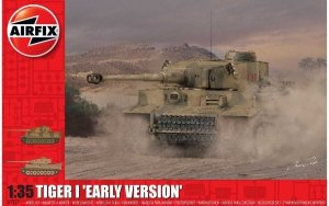 Airfix 1357 Tiger 1 Early Production Version 1/35