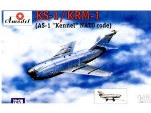 A-Model 72178 KS-1 / KRM AS-1 (NATO code AS-1Kennel) Soviet Missile 1:72
