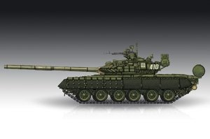 Trumpeter 07145 Russian T-80BV MBT 1/72