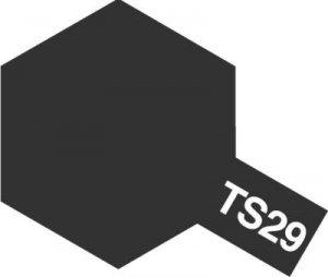 Tamiya TS29 Semi-Gloss Black (85029)