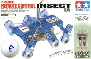 Tamiya 71107 Mechanical Insect - 2-channel Remote Control