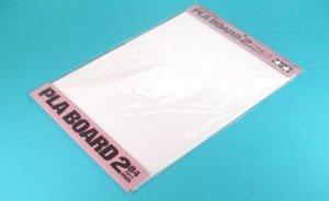 Tamiya 70146 Pla Board 2mm Set 257 x 364mm 2psc