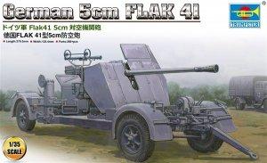 Trumpeter 02350 German 5cm FLAK 41 1/35