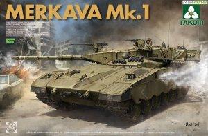 Takom 2078 Merkava Mk.1 1/35