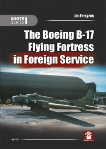 MMP Books 58211 The Boeing B-17 Flying Fortress in Foreign Service EN