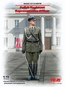 ICM 16010 Polish Regiment Representative Officer 1/16
