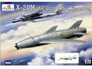 A-Model 72177 X-20M (NATO code AS-3 Kangaroo) Soviet Missile 1:72