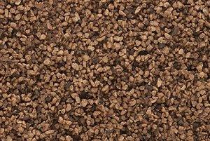 Woodland Scenics WB79 Brown Medium Ballast podsypka 400ml