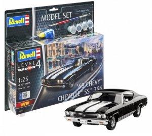 Revell 67662 1968 Chevy Chevelle - Model Set 1/25