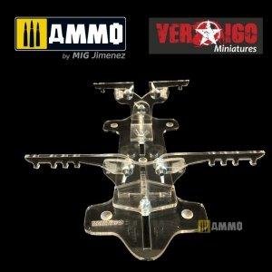 Vertigo VMP022 Jigs for geometry adjustment