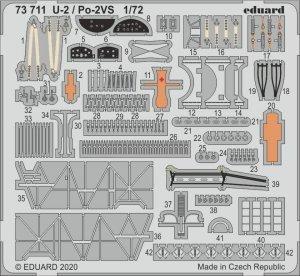 Eduard 73711 U-2/Po-2VS for ICM 1/72