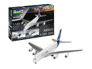 Revell 00453 Airbus A380-800 Technik 1/144